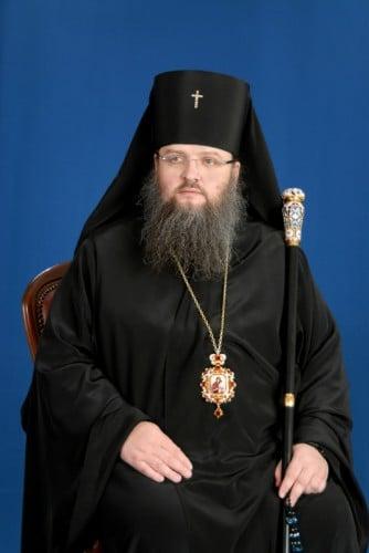 Высокопреосвященный Лука, архиепископ Запорожский и Мелитопольский.