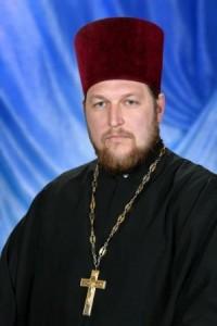 Протоиерей Максим Смирнов – благочинный церквей г. Мелитополя, настоятель Свято-Георгиевского храма