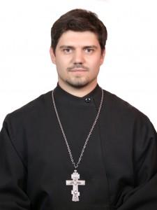 Иерей Роман Васильченко штатный священник храма во имя вмч. Георгия Победоносца