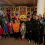 «Целительница» в МЕЛИТОПОЛЕ. Дети приложились к православной святыне. (05.11.2014)