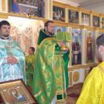Православные МЕЛИТОПОЛЬЦЫ встречали Новолетие в Божием Доме. (01.01.2015)