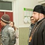 Студенты Мелитополя поддержали акцию «Любовь  Милосердствует». (31.03.2015)