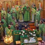 МЕЛИТОПОЛЬЦЫ в День Святого Духа прошли крестным ходом за мир в Украине (01.06.2015)