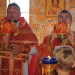 09 августа в больничном храме во имя вмч. Пантелеимона в  городе Мелитополь прошло праздничное богослужение, посвященное храмовому празднику.