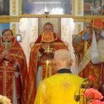 Храмовый день в церкви во имя св. мч. Веры, Надежды, Любови и матери их Софии. (30.09.2015)