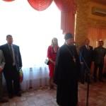 Благочинный поздравил пожилых мелитопольцев с праздником (01.10.2015)