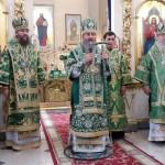 Блаженніший Митрополит Онуфрій очолив Літургію з чином прославлення святого праведного Петра Калнишевського (13.11.2015)