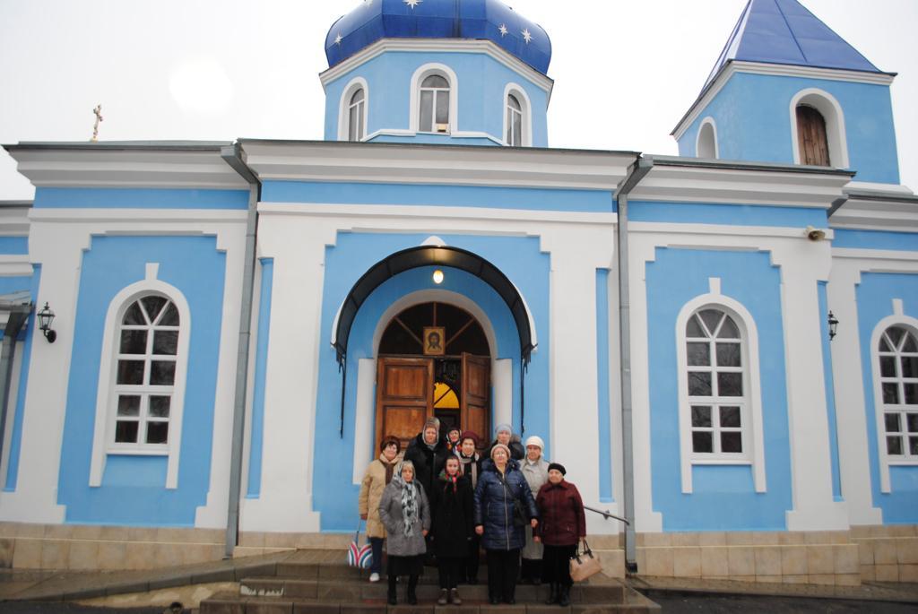 Экскурсия по храмам города для мастеров декоративно-прикладного искусства (29.11.2015)