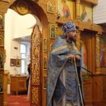 МЕЛИТОПОЛЬ. В монастыре в честь прп. Саввы Освященного отметили престольный праздник (04.12.2015)