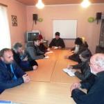 Собрание Мелитопольского Благочиния (29.12.2015)