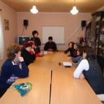 Подведение итогов первого полугодия преподавателями воскресных школ города Мелитополя. (05.02.2016)