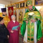 Многая и благая лета благочинному церквей города Мелитополя! (12.03.2016)