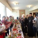 Поздравление благочинного с Интеркультурной Пасхой (03.05.2016)