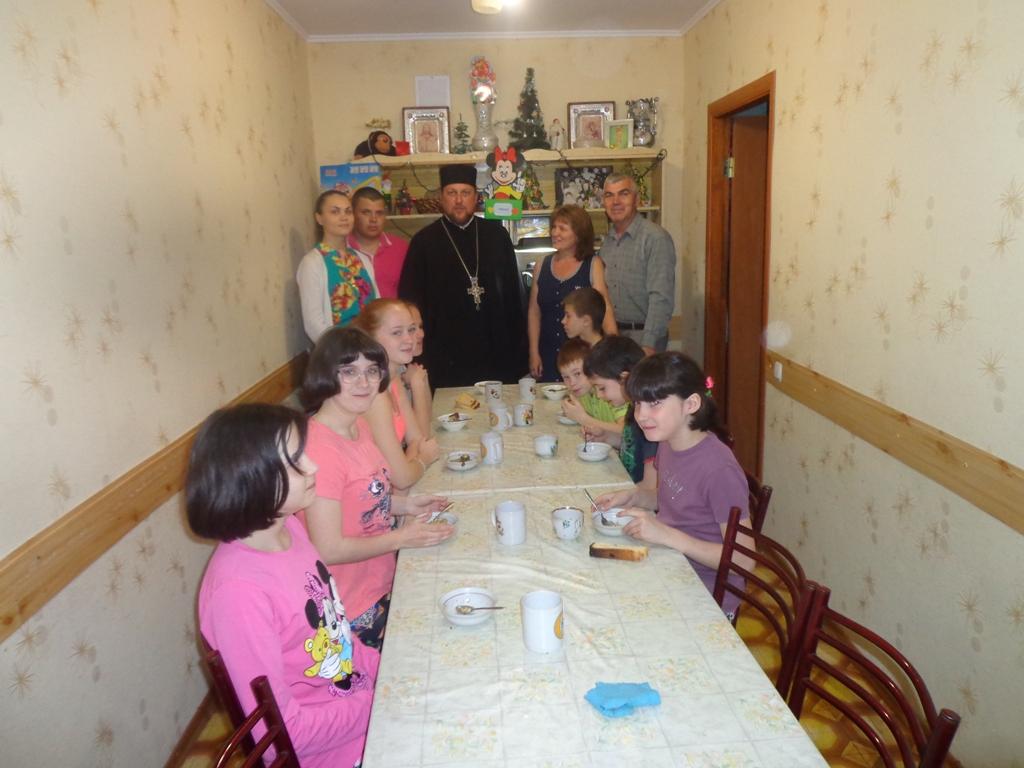 25 лет детскому дому семейного типа (03.05.2016)