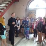 Паломничество для будущих учителей христианской этики (18.05.2016)