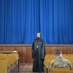 На территории Военного городка, в зале дома Офицеров было проведено мероприятие среди военнослужащих воинской части А38-40. (20.07.2016)