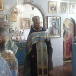 Престольный праздник Свято-Успенского храма (28.08.2016)