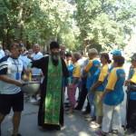 Юбилейная спартакиада инвалидов (18.08.2016)