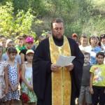 Подарок детям от мелитопольского благочиния в День особой молитвы о Божием творении (04.09.2016)