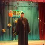 Благочинный на юбилее Мелитопольского агротехнологического колледжа (07.10.2016)