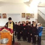 Мелитопольские казачата совершили паломничество к святыням Запорожья (28.10.2016)