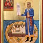 График пребывания иконы св. Петра Калнышевского в Мелитопольском городском благочинии