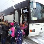 Благотворительная поездка для детей воскресных школ