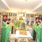 Поздравления благочинного церквей города Мелитополя с днем ангела. (03.02.2017)