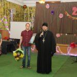 Благочинный Мелитополя поздравил Мелитопольский территориальный центр с 25 летним юбилеем. (31.05.2017)