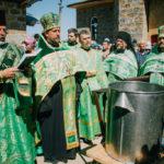 Крестный ход в день Святого Духа