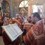 В Мелитополе встретили икону и мощи святой великомученицы Параскевы (18.08.2017)