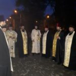 Священники Мелитопольского благочиния помолились о павших воинах, освобождавших Мелитополь от нацистов
