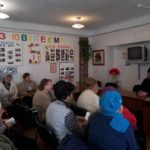Благочинный церквей города Мелитополя посетил территориальный центр. (02.11.2017)