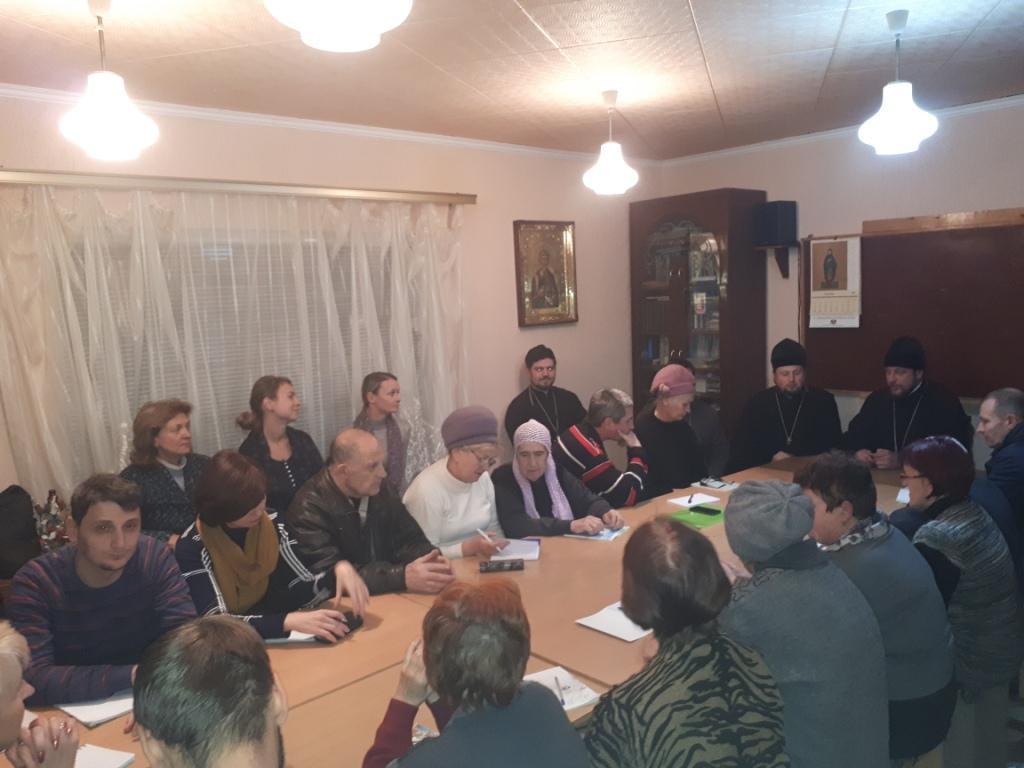 В Мелитополе начали работу катехизаторские курсы.