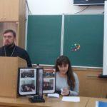 В Мелитополе священники посетили научно-практический семинар
