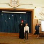 Праздник святого Николая для ребят воскресных школ города (16.12.2017)