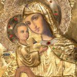 В Мелитополь прибыла икона Божьей Матери «Взыскание погибших».