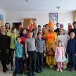 «Страна радости» и волонтеры «Дома милосердия» побывали в мелитопольском интернате.