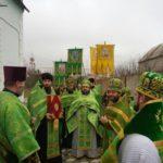 В Мелитополе прошел храмовый праздник в день памяти св. пр. Иоанна Кронштадтского. (02.01.2018)
