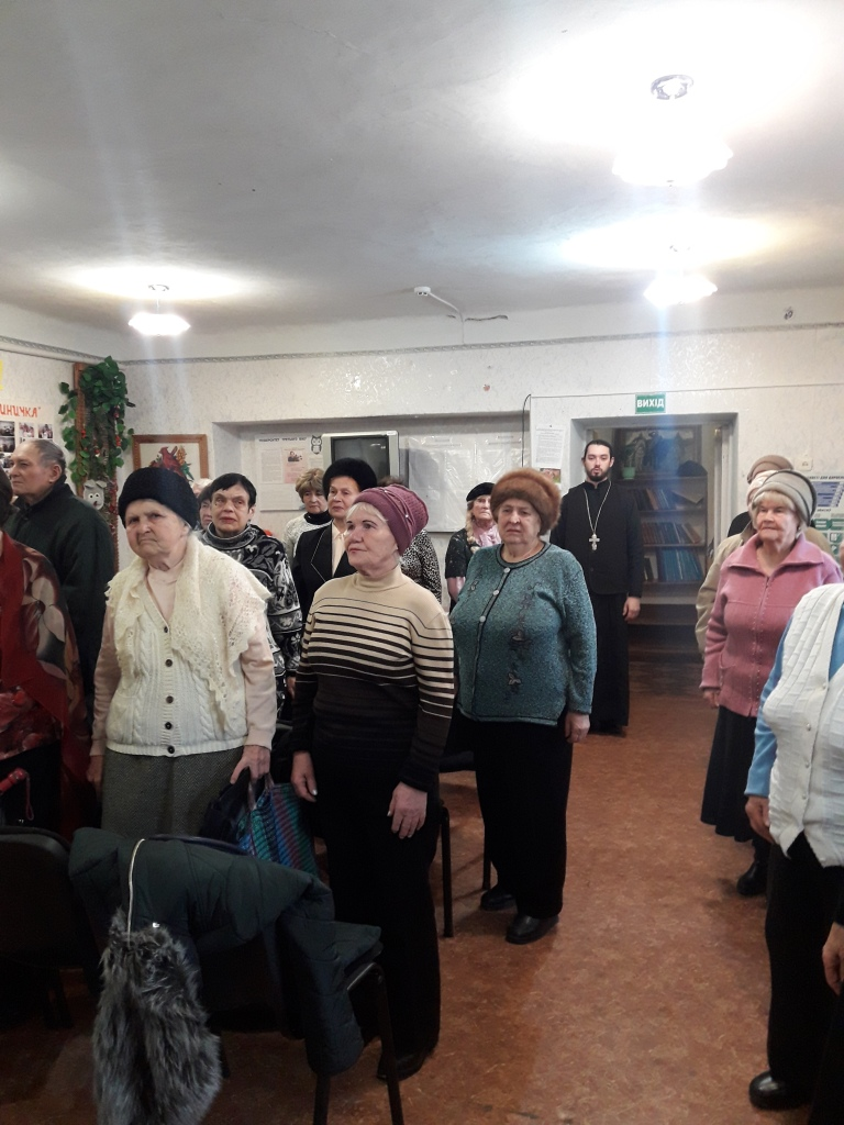 В Мелитополе православный священник посетил университет третьего поколения