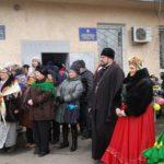 Благочинный Мелитополя посетил городское общество инвалидов. (15.02.2018)