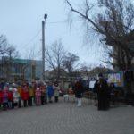 Православная масленица в Мелитополе (11.02.2018)