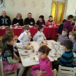 Благочинный Мелитополя посетил детский приют. (16.02.2018)