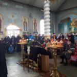 В Мелитополе состоялся Вечер духовный постовых песнопений. (11.03.2018)
