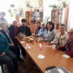 Благочинный Мелитополя посетил городской отдел инвалидов.