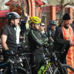В Мелитополе прошел велопробег, посвященный дню здоровья.