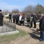 Благочинный г. Мелитополя принял участие в открытии шахматного турнира.