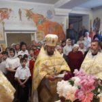 В Мелитополе помолились об удачной сдаче ЗНО.