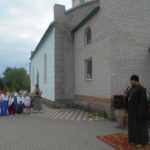 В Мелитопольском благочинии отметили окончание обучения воскресных школ.