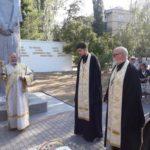 В Мелитополе почтили память убитых в дни второй мировой войны